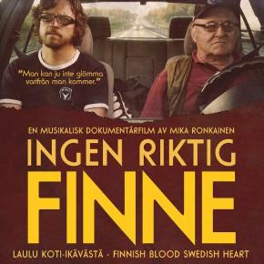 "SHERIFFI X FILM: DOKUMENTÄRFILMEN ""INGEN RIKTIG FINNE"" HAR FÅTT ETT BIODATUM!"