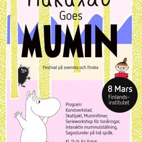 MUKULAT GOES MUMIN 8/3!