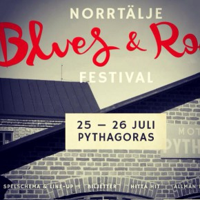 FATBOY @ NORRTÄLJE BLUES & ROCK I HELGEN!