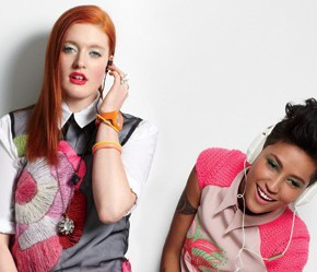 I AM ICON - REALITYSERIE OM ICONA POP @ SVT