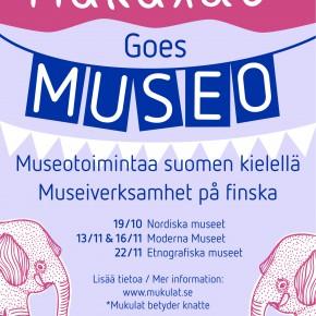 MINIKURS I FINSKA @ MODERNA MUSEET!