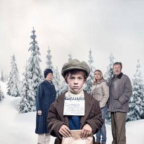TEATER: PREMIÄR FÖR FOSTERLANDET @ STOCKHOLM IDAG!
